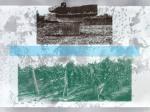 Norman Hardie Vineyard screenprint on aluminum